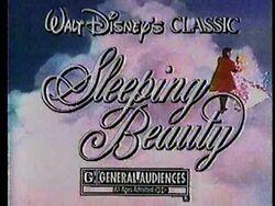 Sleeping Beauty TV trailer 1986-2