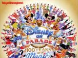 Disney on Parade: 100 Years of Magic