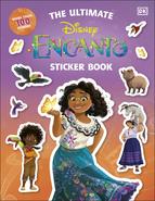 The Ultimate Disney Encanto Sticker Book
