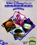 The Walt Disney World Explorer - Second Edition box art