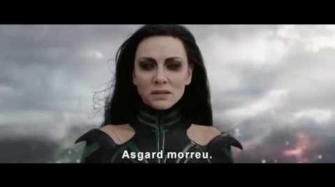 Thor Ragnarok - Teaser Trailer