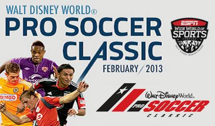 2013 Walt Disney World Pro Soccer Classic