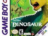 Disney's Dinosaur (video game)
