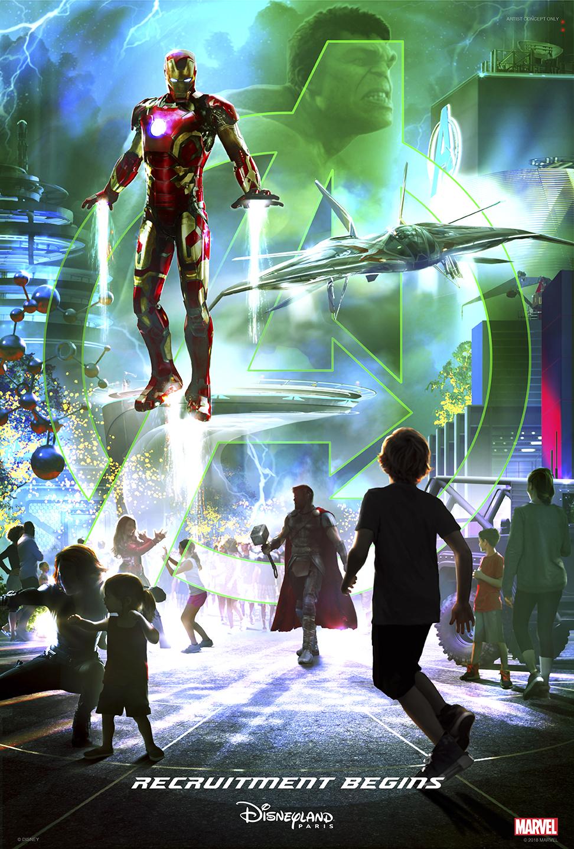 Avengers Campus (Walt Disney Studios Park)