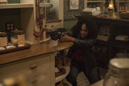 Luke Cage - 2x07 - If It Ain't Rough, It Ain't Right - Photography - Misty Shootout