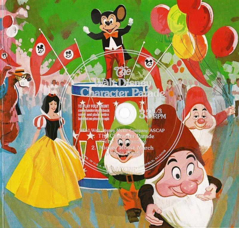 The Walt Disney Character Parade
