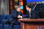 Mark Hamill visits Stephen Colbert