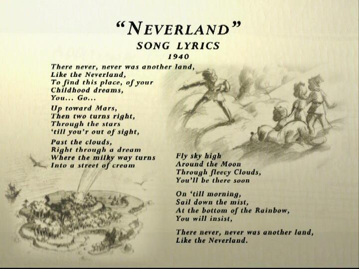 Neverland (song)
