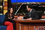 Pamela Adlon visits Stephen Colbert