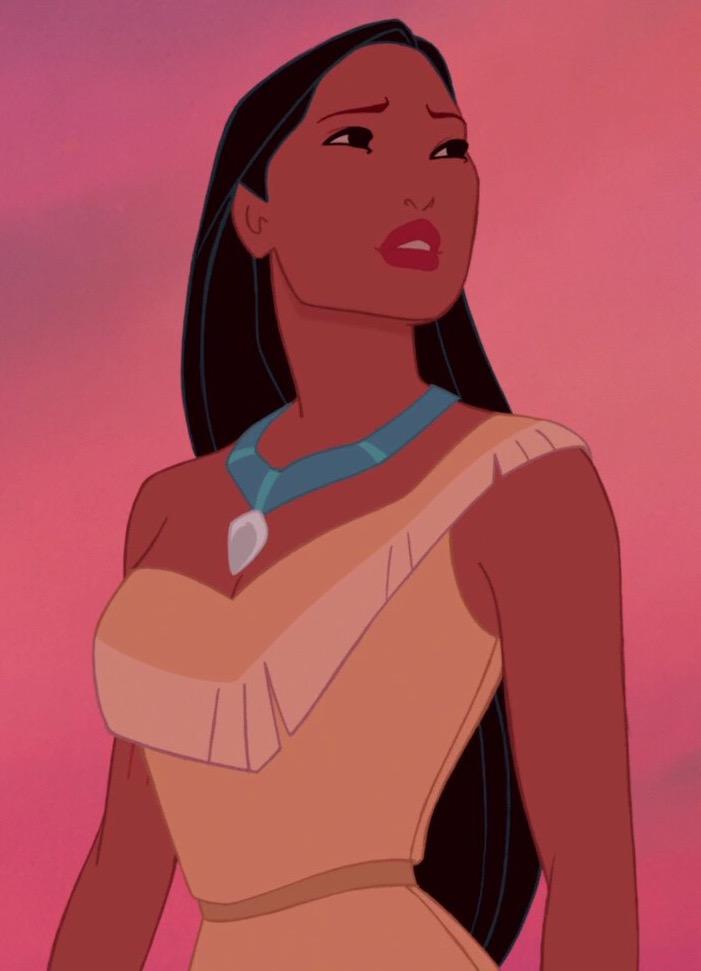 Pocahontas (Charakter)