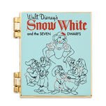 Snow White and the Seven Dwarfs Limited Release Pin - June 2017 outside