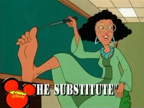 The Substitute (Recess)