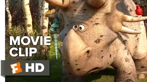 The Good Dinosaur Movie CLIP - Pet Collector (2015) - Steve Zahn, Raymond Ochoa Animation HD