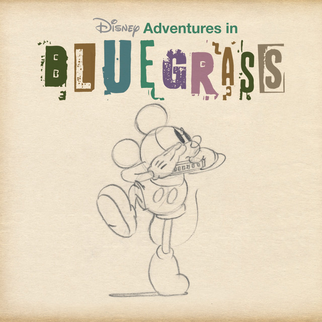 Disney Adventures in Bluegrass