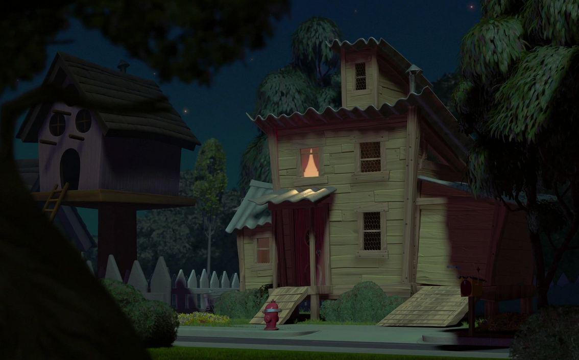 Cluck's Residence