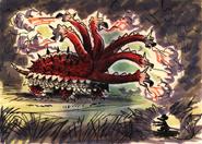Concept art magia di Merlino (2)