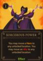 DVG Sorcerous Power