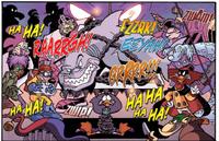 Darkwing's enemies