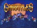 Gargoyles Bumper