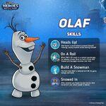 Olaf DHBM Promo