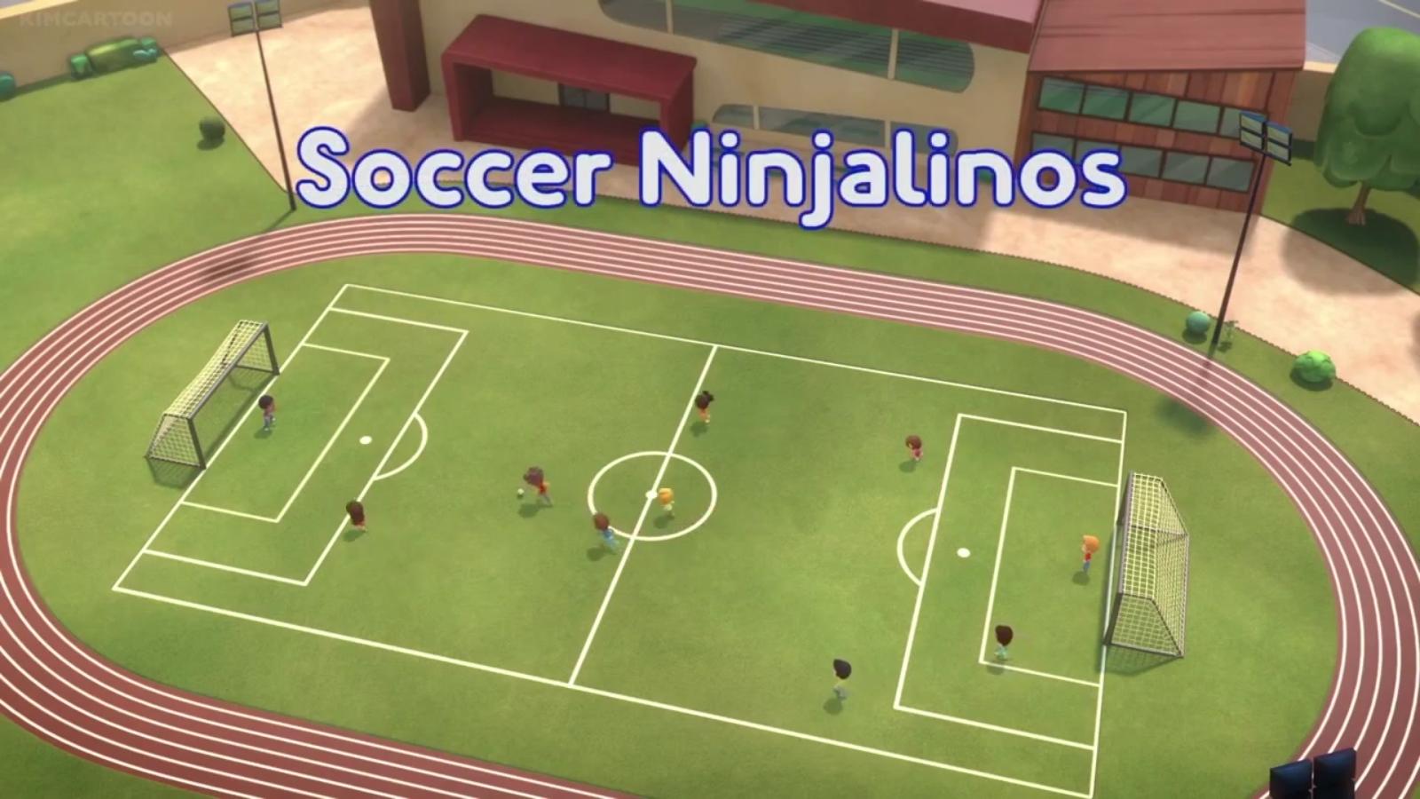 Soccer Ninjalinos