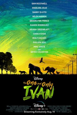 The One and Only Ivan - Disney Poster.jpg