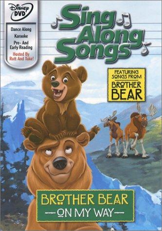 Disney's Sing-Along Songs: On My Way