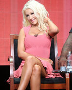 Christina Aguilera Summer TCA Tour13