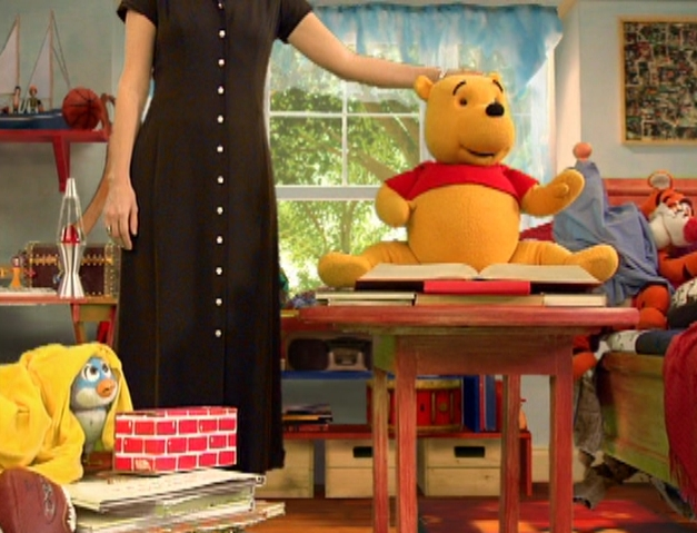 Christopher Robin's Mother