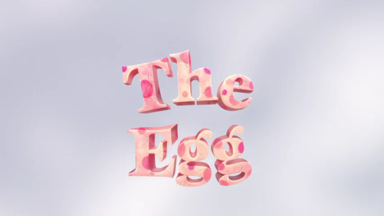 The Egg (Goldie & Bear)