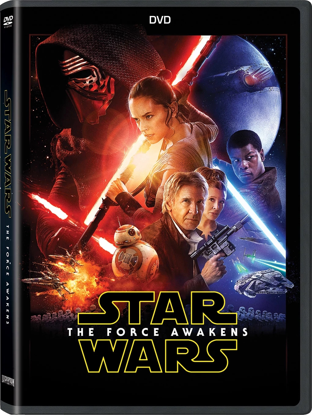 Star Wars: The Force Awakens (video)