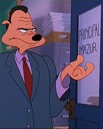 Principal Mazur Disney Wiki Fandom