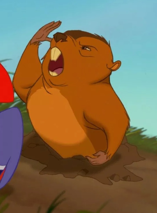 Gopher (The Lion King)