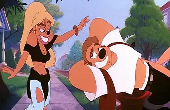 Lisa and Chad