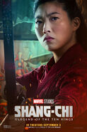 Shang-Chi and the Legend of the Ten Rings character poster (2)