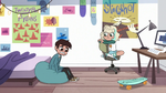 Sophomore Slump - Marco Diaz talking with Jackie