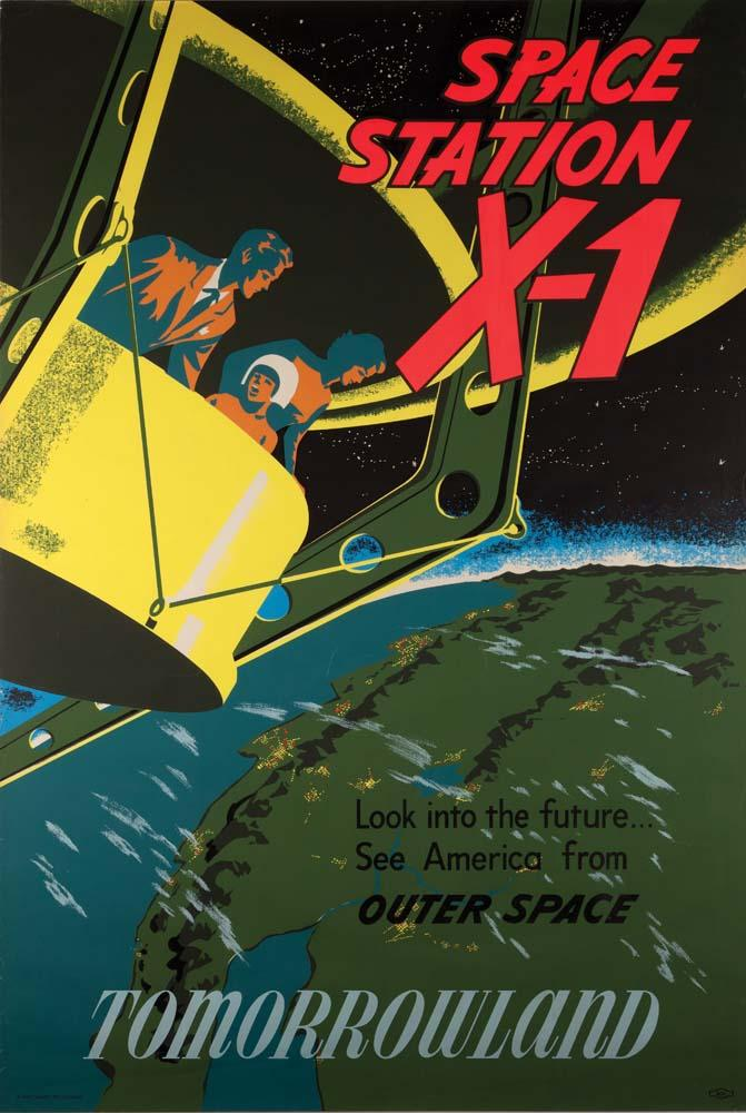 Space Station X-1