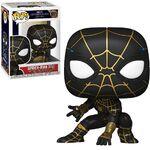 Spider-Man Black & Gold Suit POP