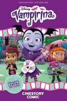 Vampirina - Frights, Camera, Action Cinestory Comic