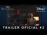 WandaVision - Marvel Studios - Trailer Oficial 2 Dublado - Disney+