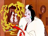 Cruella De Mon (101 dalmatyńczyków; 1961)