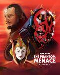 Disneyplus - May 4th - The Phantom Menace Art
