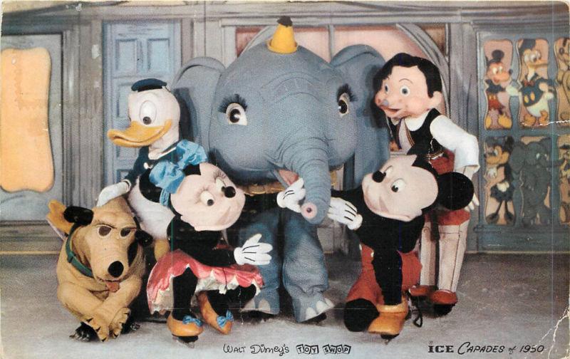 Dumbo Costumes Through the Years