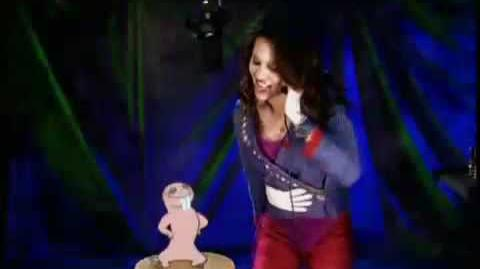 Kim Possible Christy Romano Say the Word Official Music Video