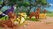 Lion Guard - Little Old Ginterbong