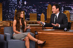 Megan Fox visits Jimmy Fallon