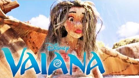 VAIANA - Spot Sonne, Sand und Mee(h)r Disney HD