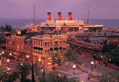 American Waterfront