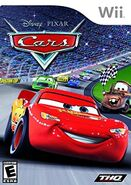 CARS wii
