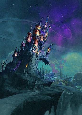Castelo Beleza Negra
